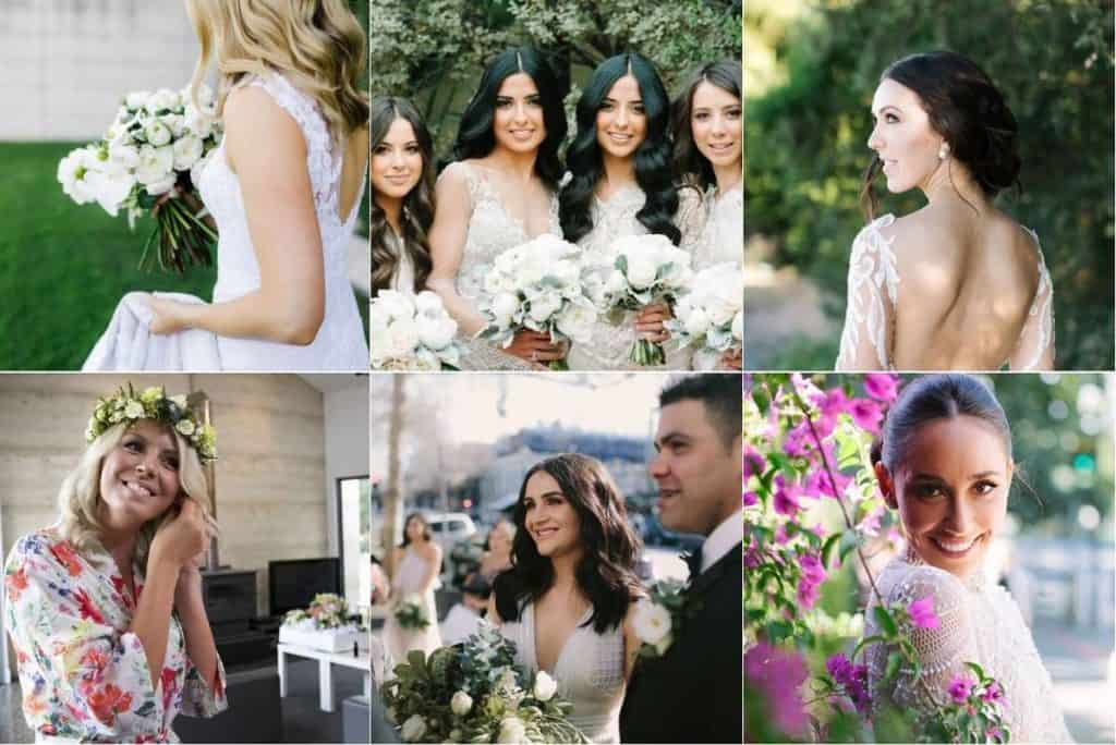 Kristina Canzoneri wedding cosmetics and preparation