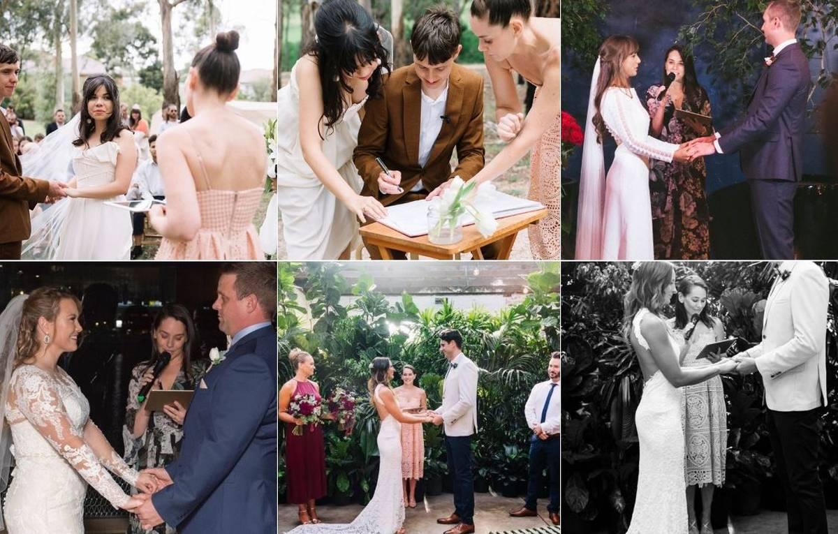 Linda Hamill Civil Marriage Celebrant Melbourne