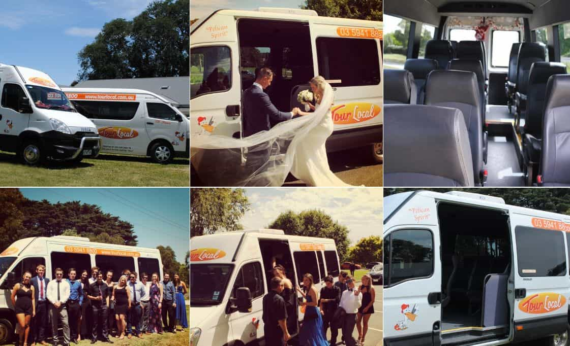Luxury Bus for Wedding Groups car hire