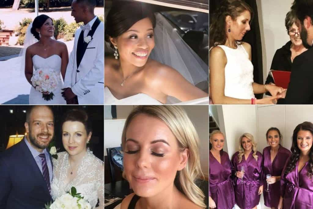 Makeup By Amanda Wicks wedding cosmetics