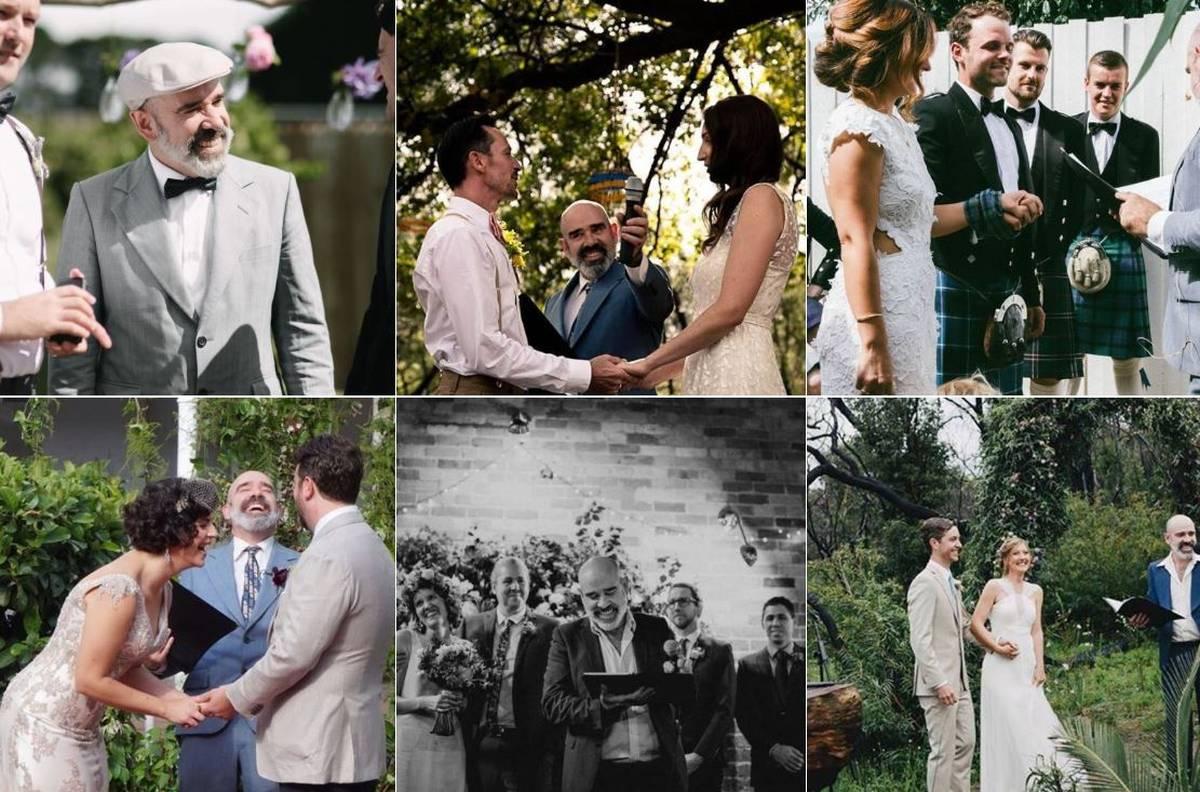 Marry Me Sean - Civil Marriage Celebrant Melbourne