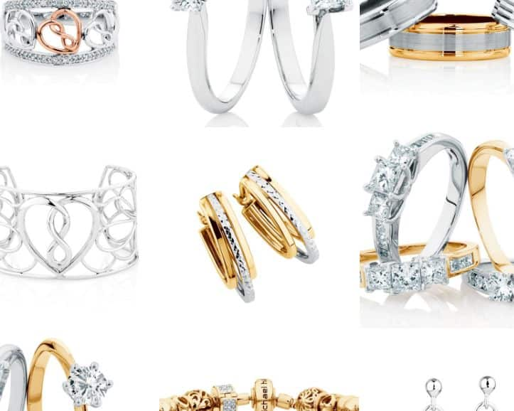 Michael Hill Jeweller Wedding jeweller