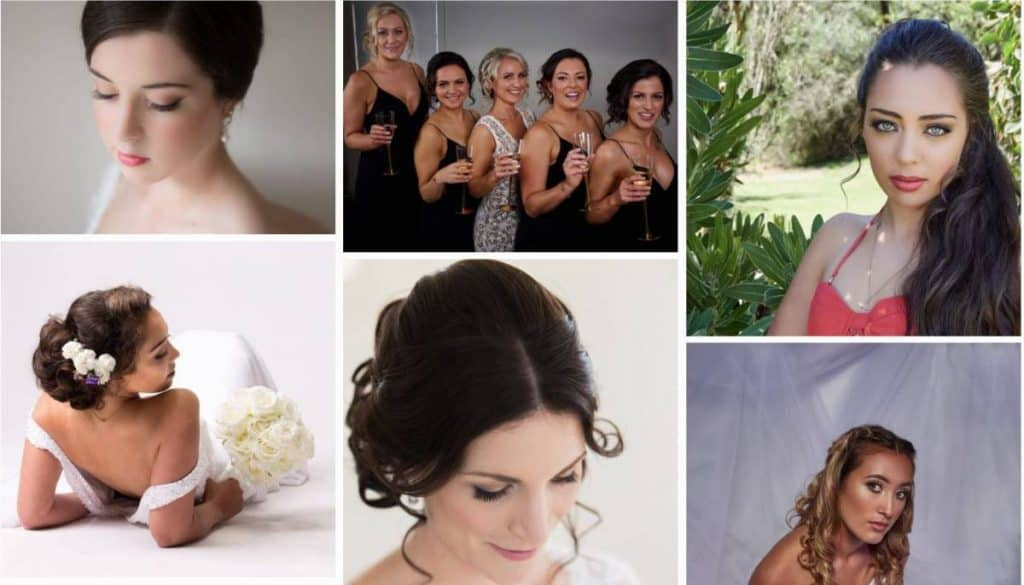 Mobile Makeovers wedding beauty
