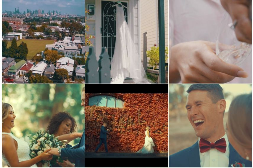 Motion Of Video Wedding Video and Cinematic