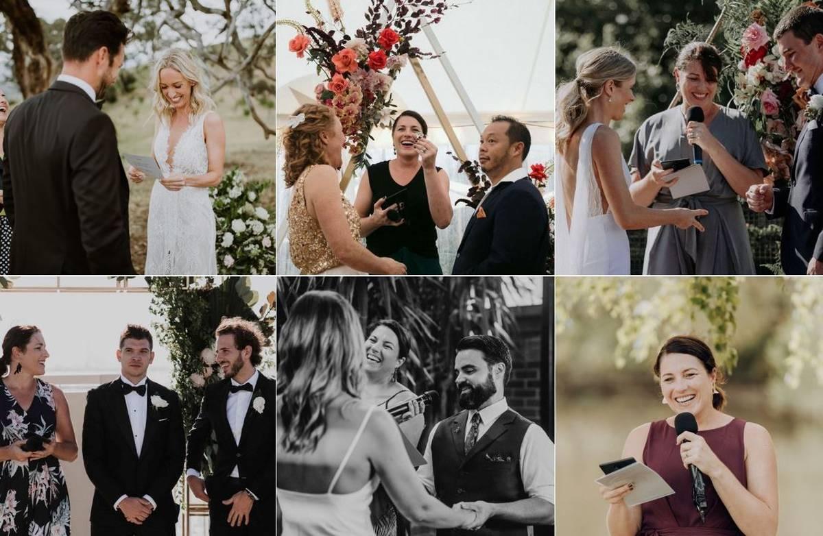 Nat Sproal Wedding Celebrant Melbourne