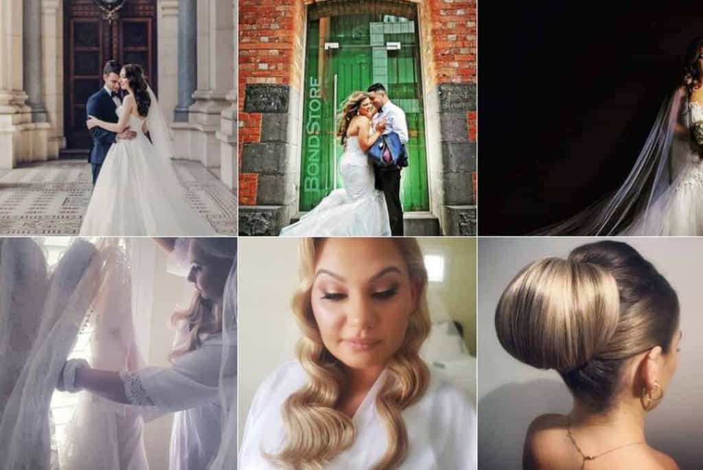 Natalie Axis Bridal Stylist wedding cosmetics