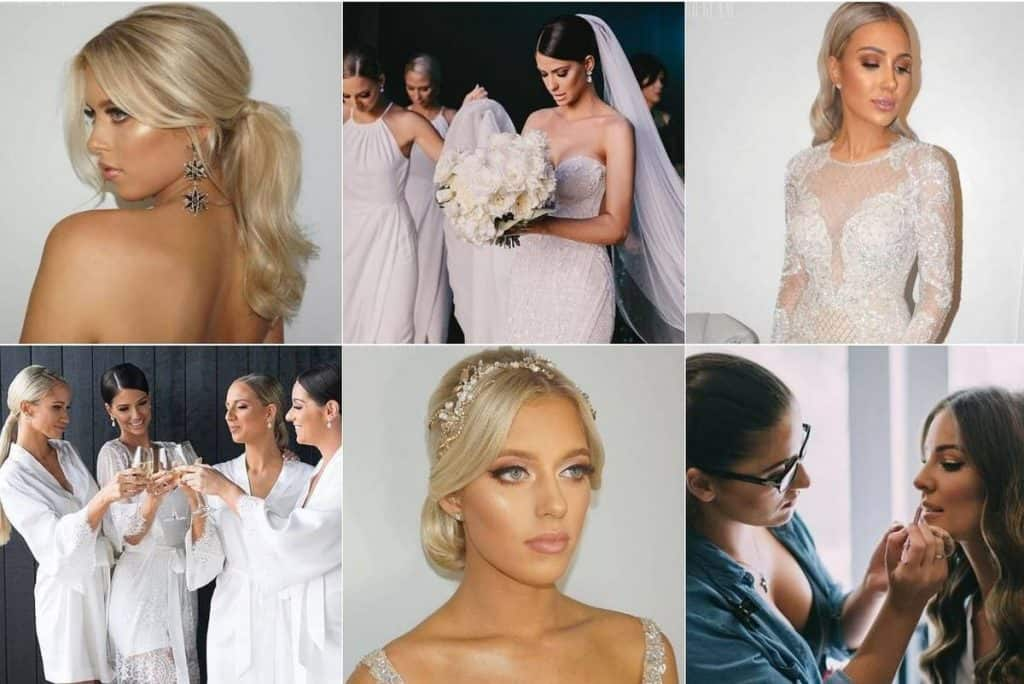 PRO-GLAM Makeup & Hair Salon wedding cosmetic art