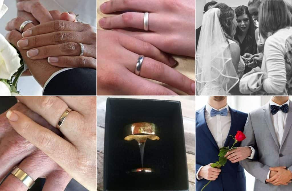 Pod Jewellery - Make Your Own Wedding Rings jewels