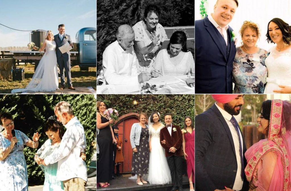 Promise To Love Marriage Celebrant