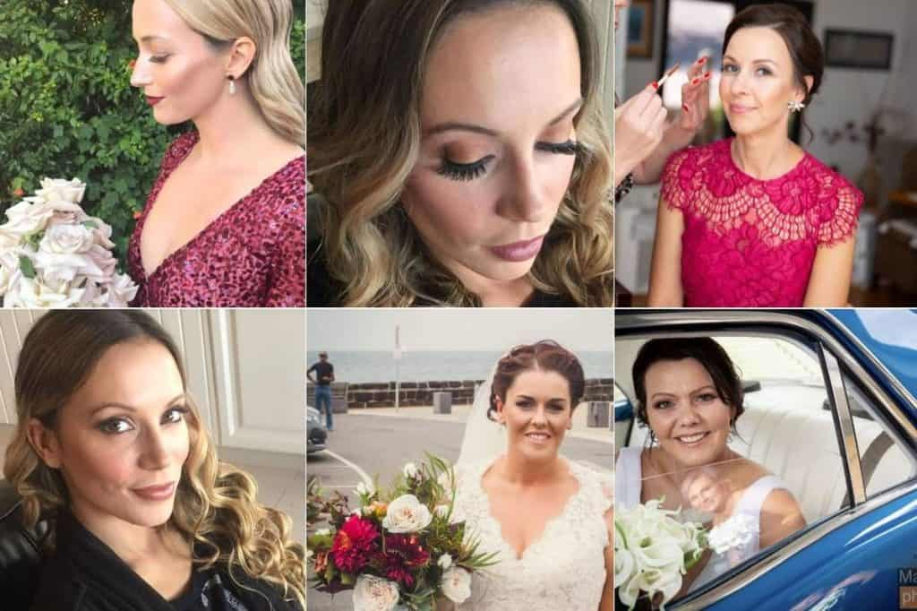 Shades by Sheryn wedding beauty