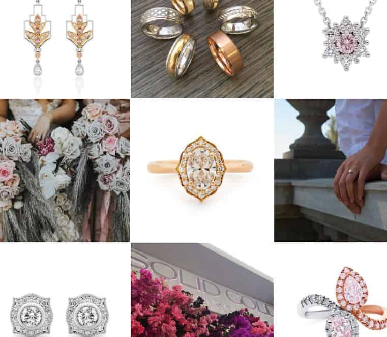 Solid Gold Diamonds jewelry