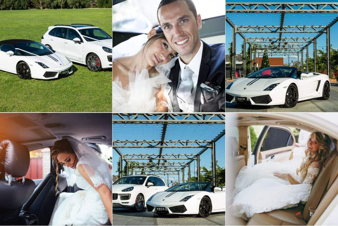 Stand Out Wedding Car Hire