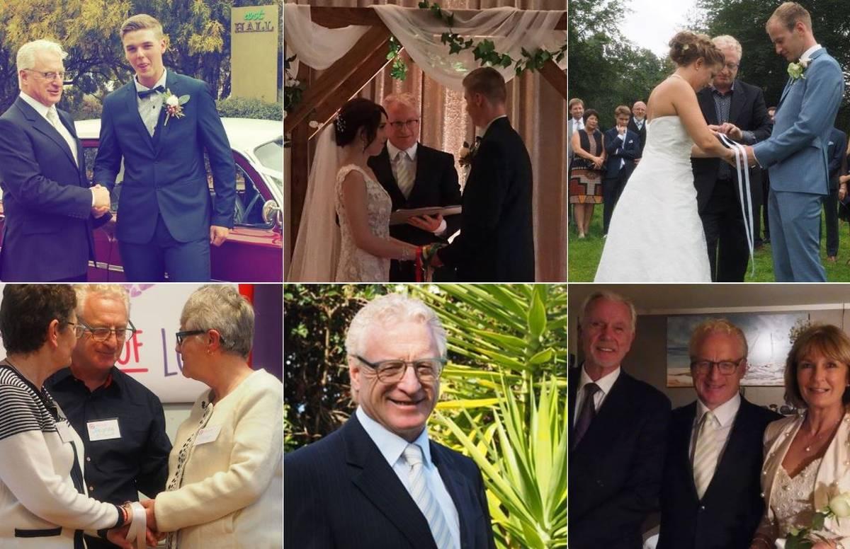 Stephen Hishon Marriage Celebrant Melbourne