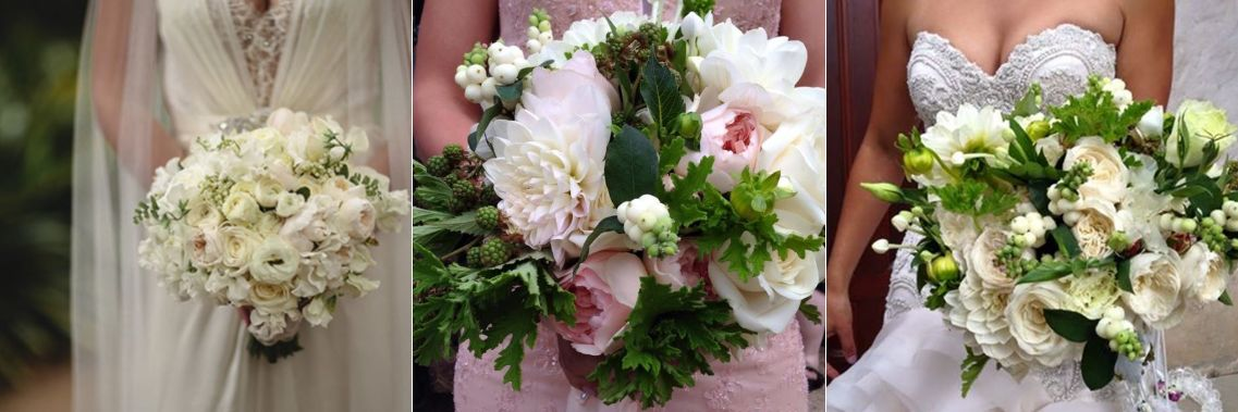 The Bouquets Of Ascha Jolie Weddings
