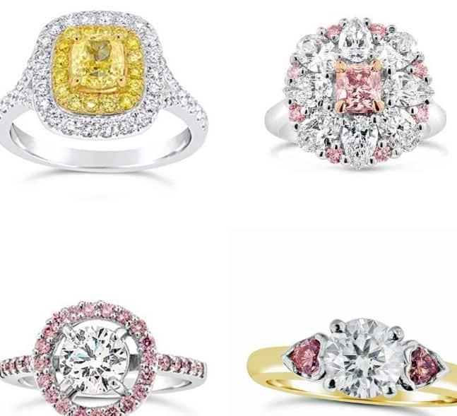 The Diamond Jewellery Studio jewels
