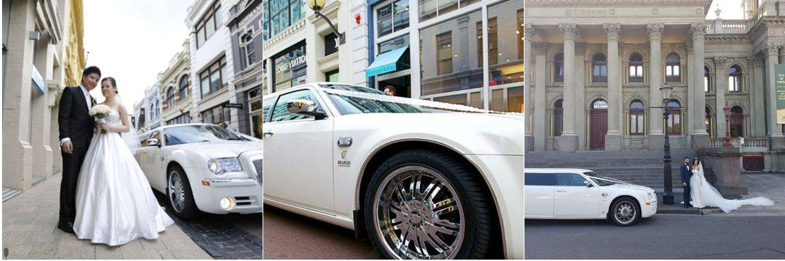 Wheels Of Fortune Limousines Wedding hire