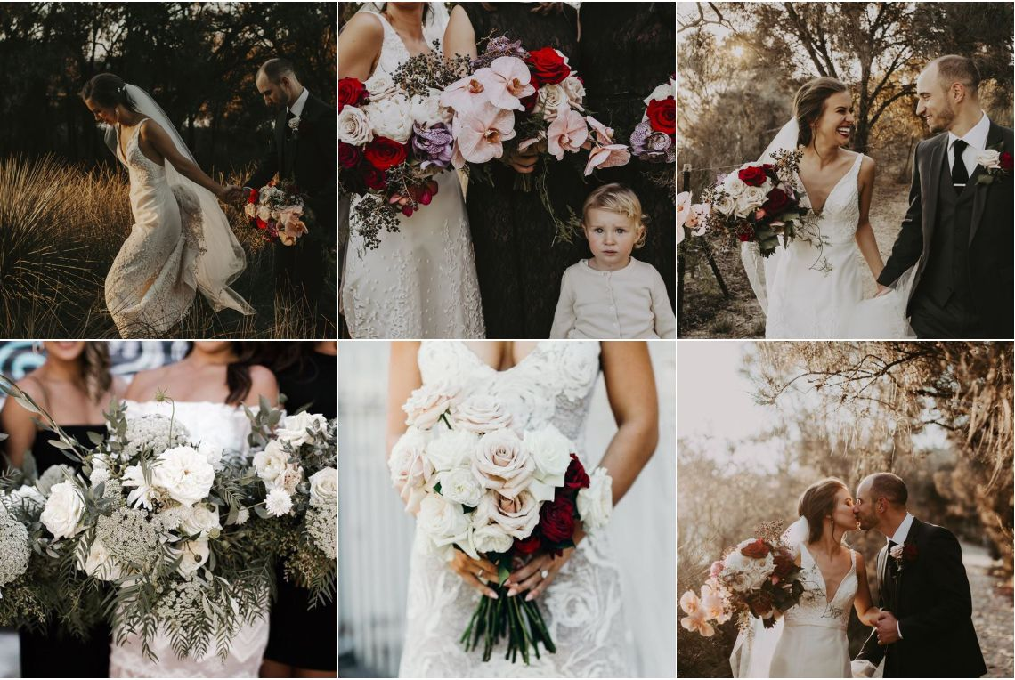Wild Flos Wedding Flowers