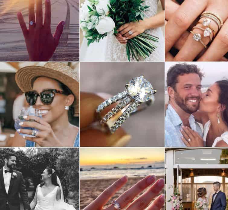 Xennox Diamonds Wedding Jewelry