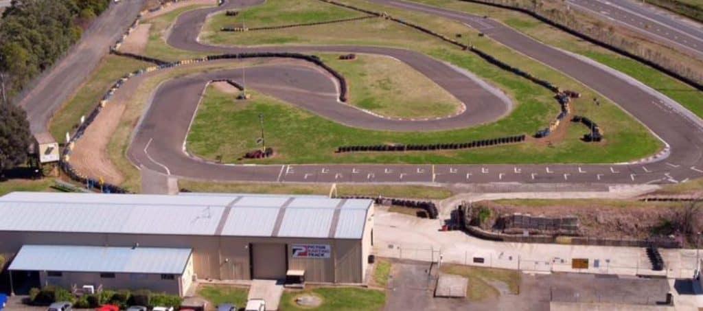 big race gokart race track