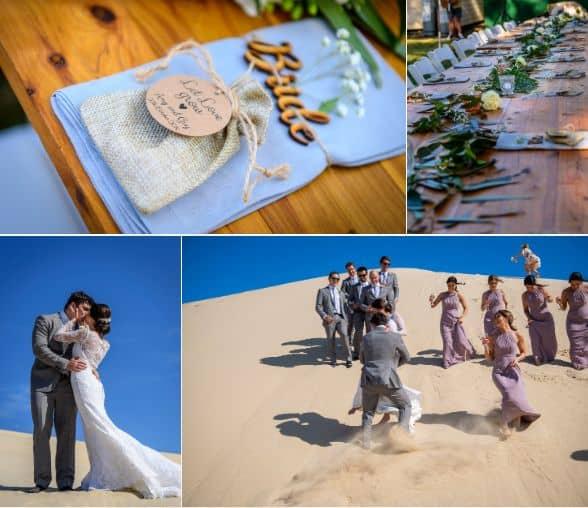 port stephens food and wedding