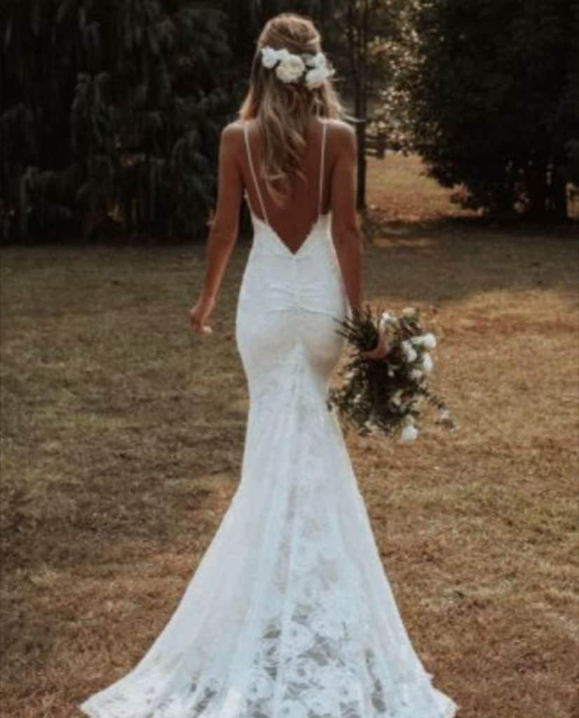 How Do I Look Good In A Mermaid Wedding Dress