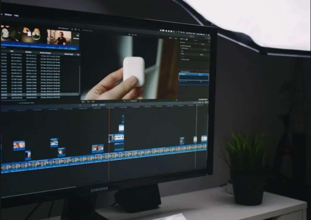 How editing portfolios are made