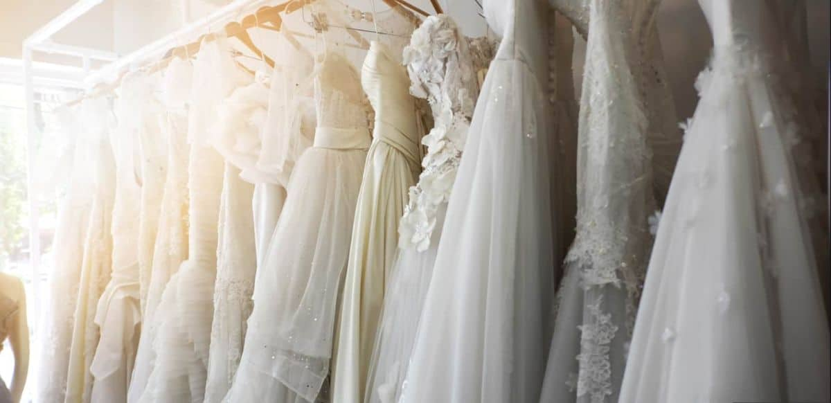 selling your wedding dress