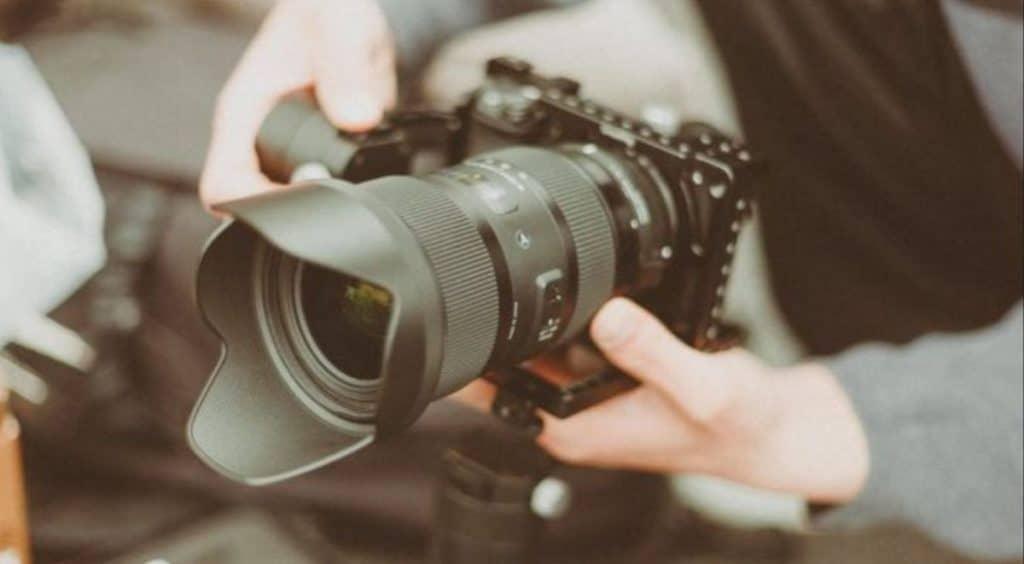 wedding videos camera