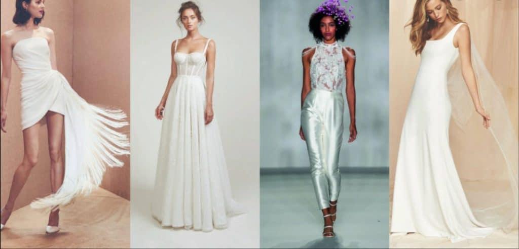flattering wedding dresses