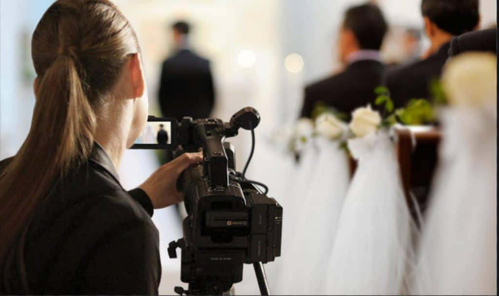 rules to wedding videos
