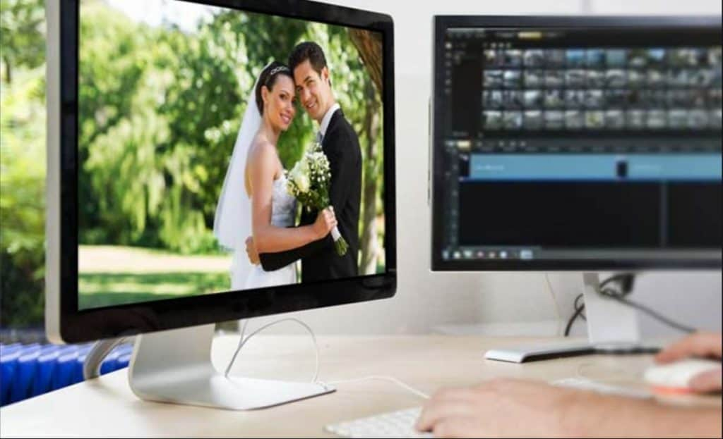 why wedding video edit