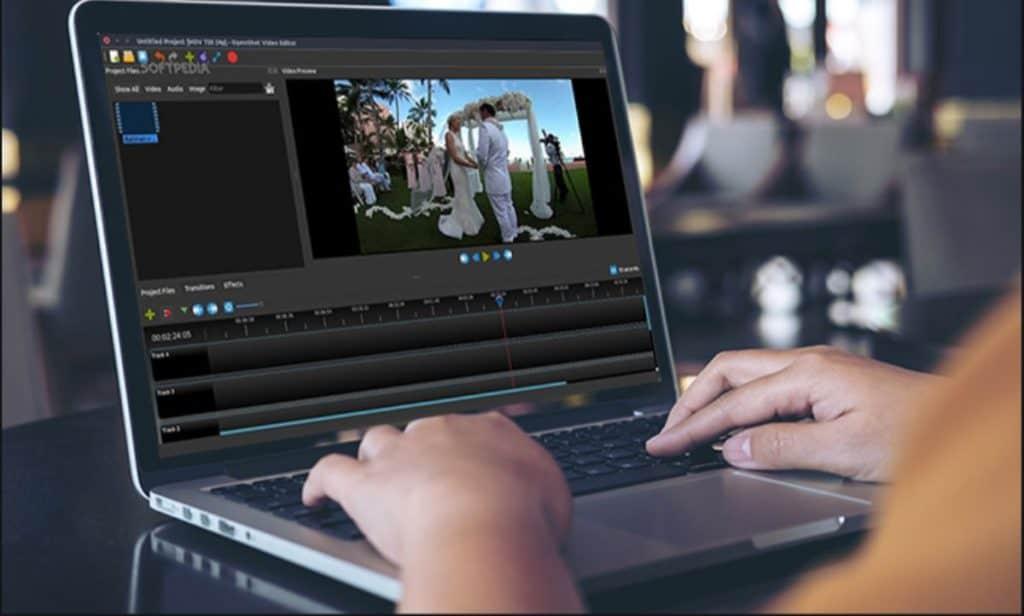 purpose of wedding editing
