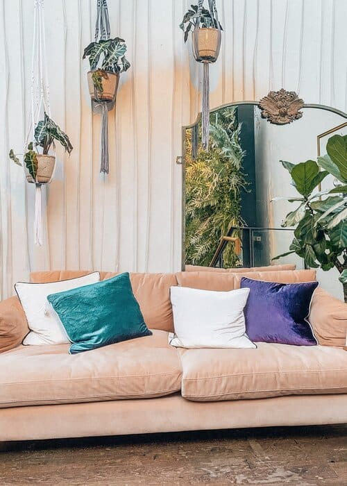 Boho Decor Home Idea for Newly Wed