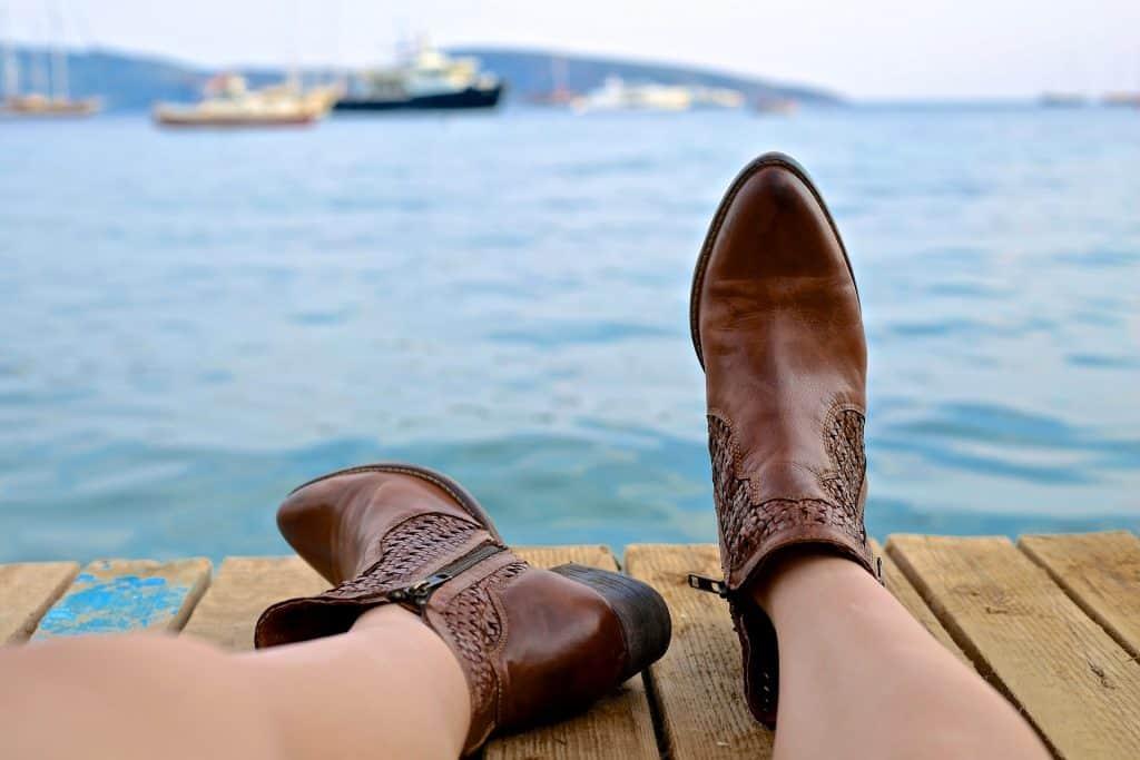 Best Shoes for Boho Dress
