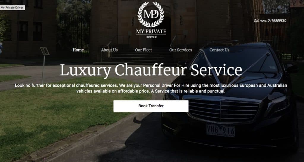 Limousine wedding Professional Service Melbourne
