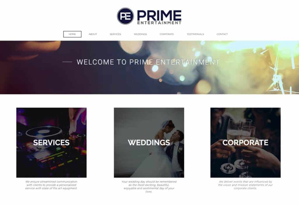 Prime Entertainment Wedding Dj And Band Melbourne