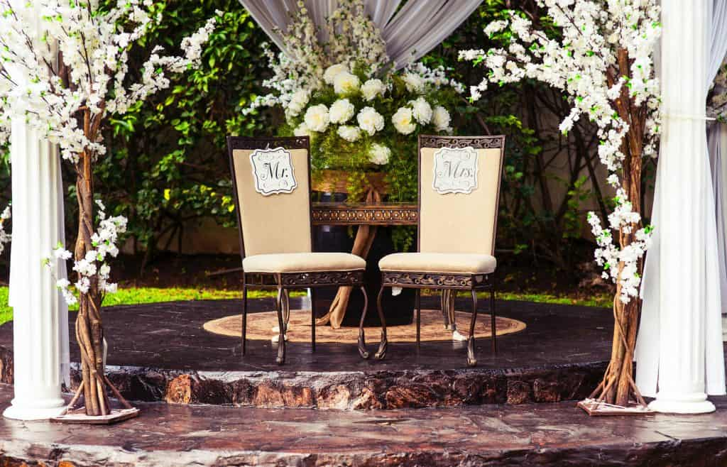 Rustic Boho Wedding Idea