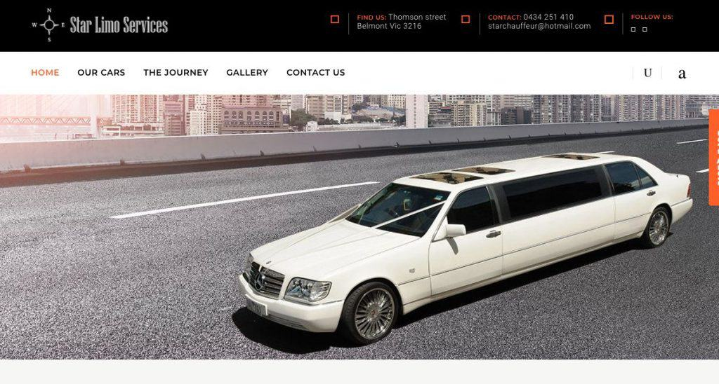 Melbourne stylish Wedding Limousines