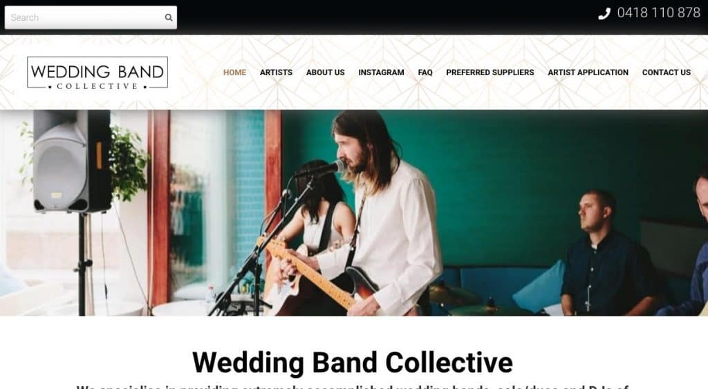 wedding DJ/Bands Melbourne