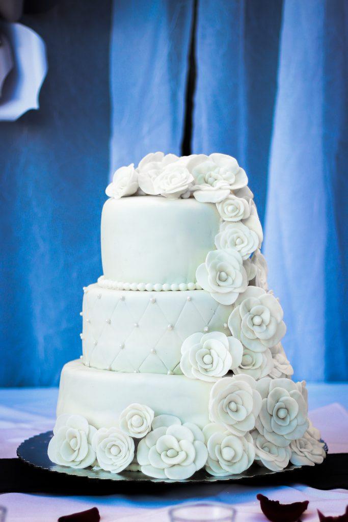 wedding cake in Melbourne