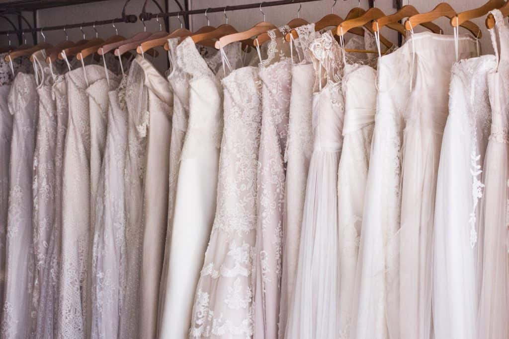 choosing wedding dress