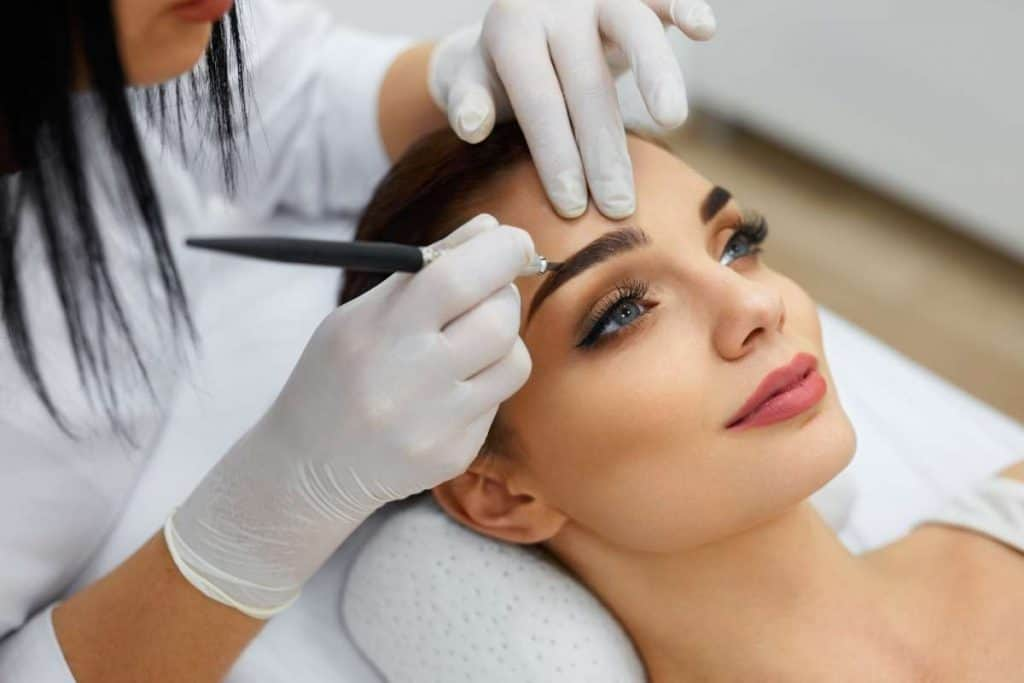 eyebrow tattoo service in Melbourne