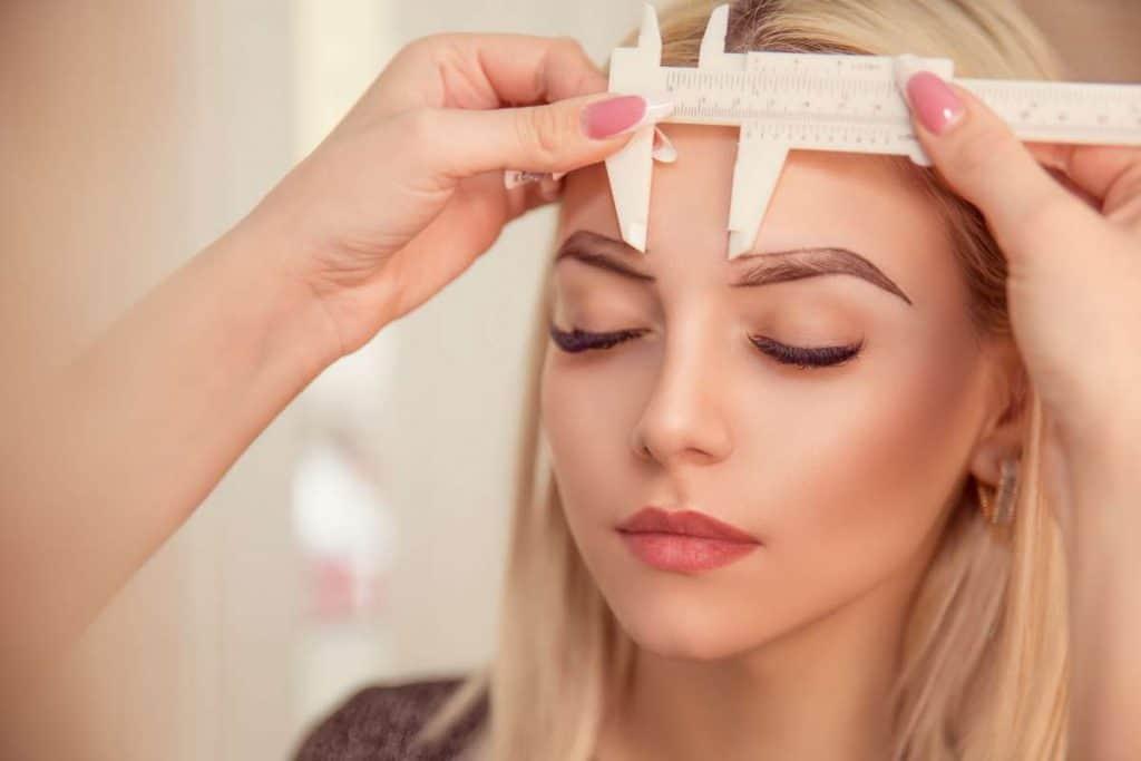 eyebrow tattoo service