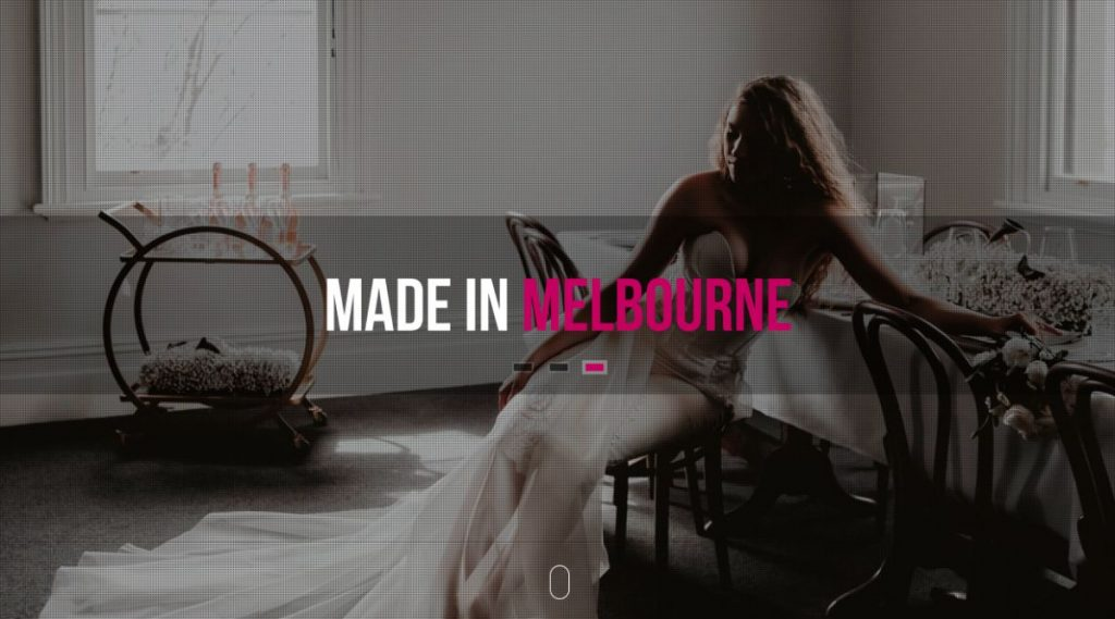 Melbourne Wedding Dress Shop