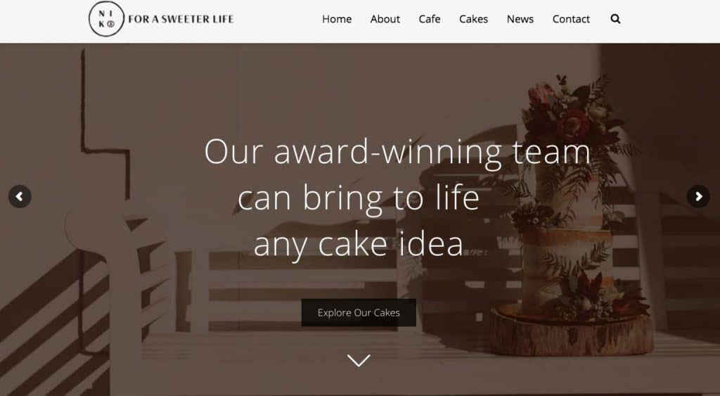 Wedding Cake Shop Melbourne