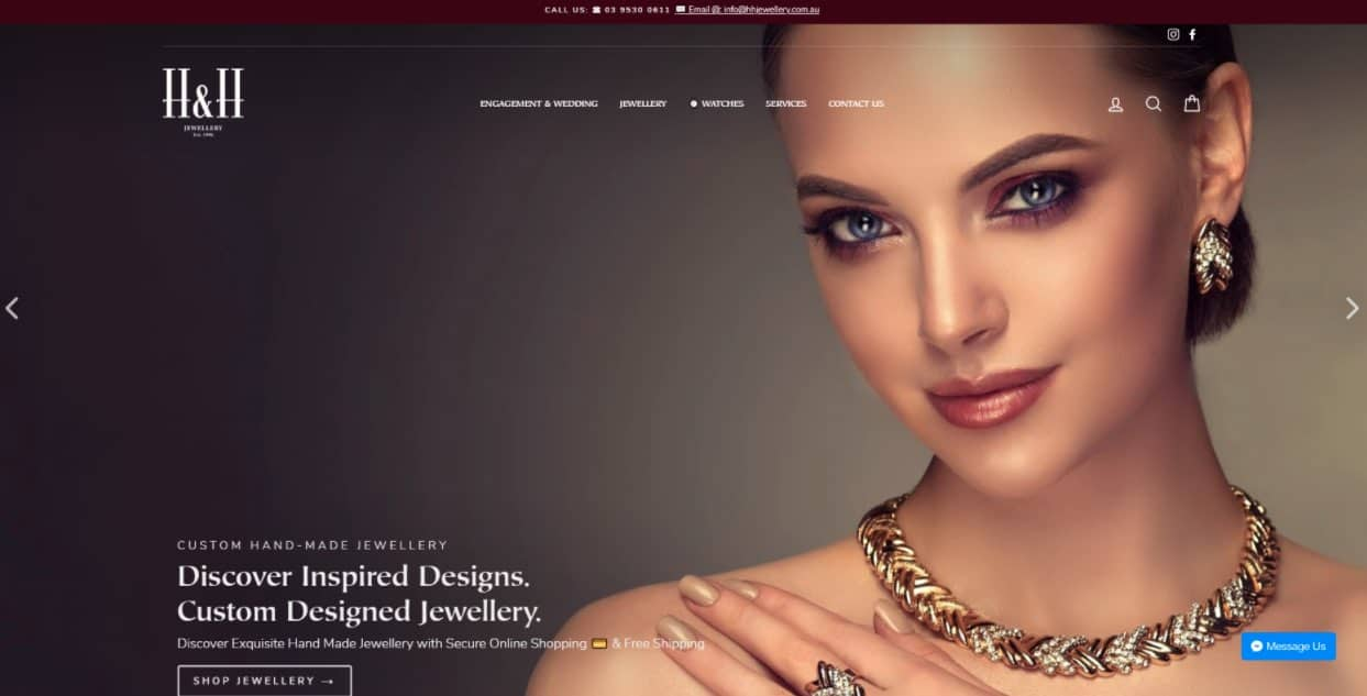 H And H Jewellery Melbourne