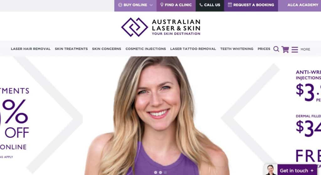 Australian Laser Clinic Laser Hair Removal Clinic Melbourne