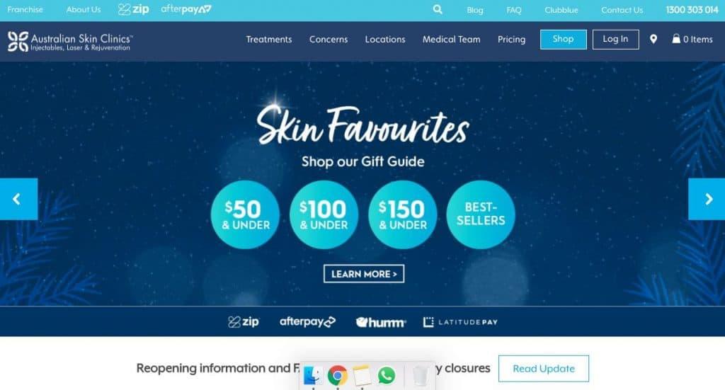 Australian Skin Laser Hair Removal Clinic Melbourne
