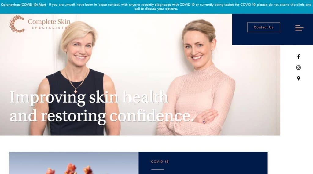 Complete Skin Specialist Laser Hair Removal Clinic Melbourne