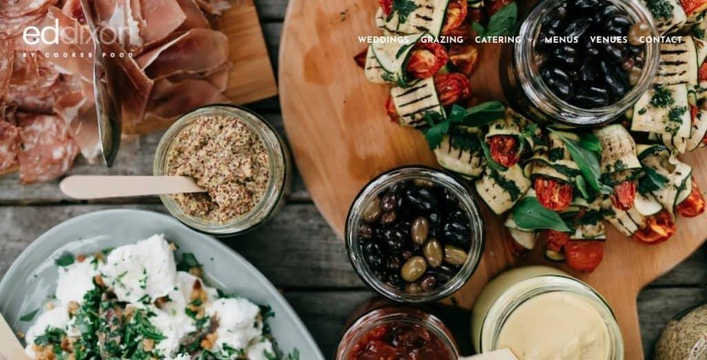 Eddixon Food Design Glazing Table Melbourne